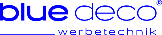 blue-deco Werbetechnik GmbH